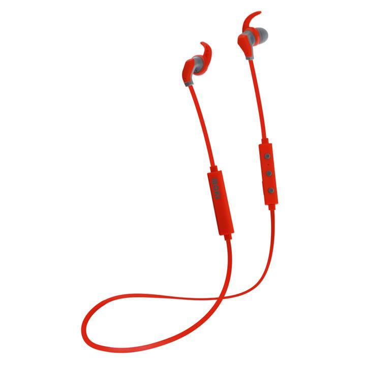 Image of Moki Hybrid Bluetooth EarphonesRed