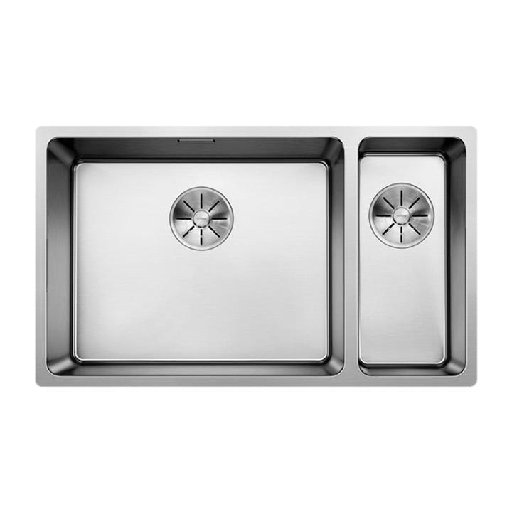 Image of Blanco Double Bowl Undermount Sink