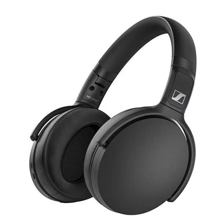 Image of Sennheiser HD 350BT Wireless HeadphoneBlack