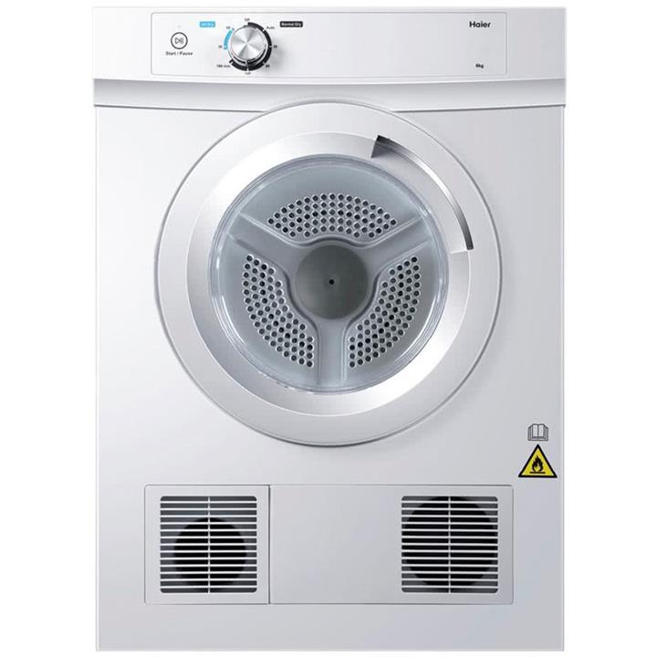 Image of Haier 6kg Front Load Vented Dryer