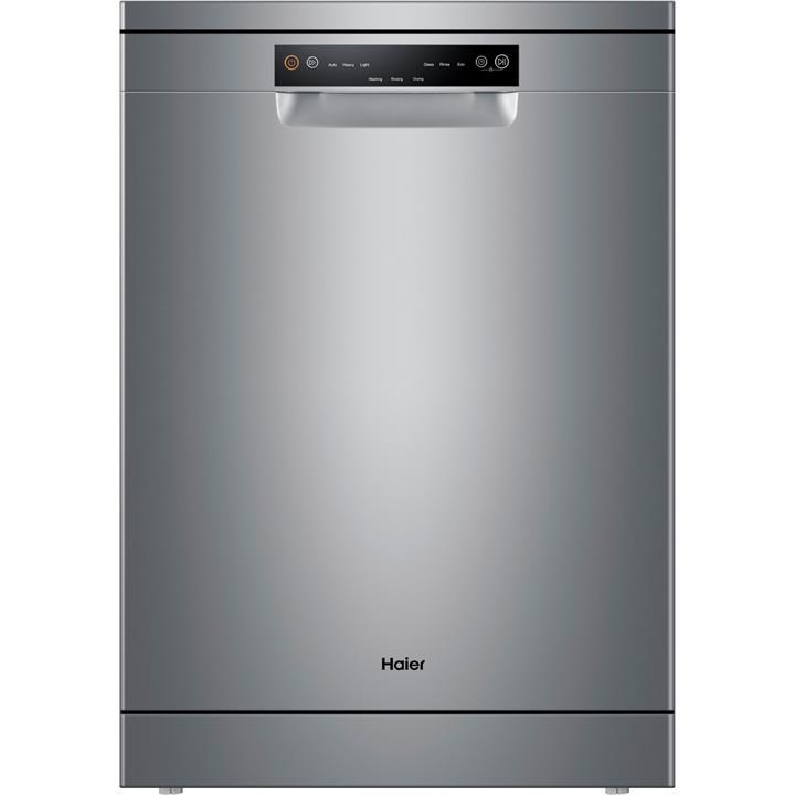 Image of Haier 60cm Freestanding DishwasherSilver