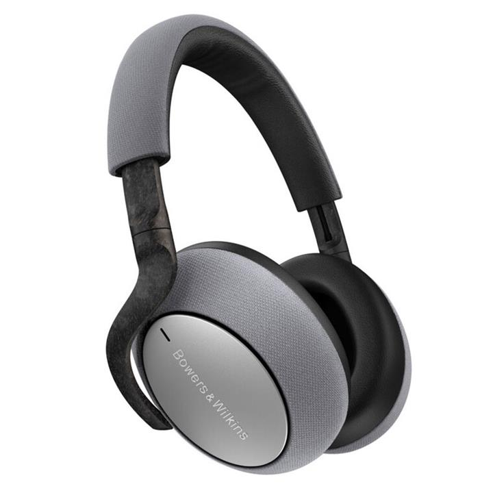 Image of B & W PX7 Over-ear Noise Cancelling Wireless HeadphonesSpace Grey