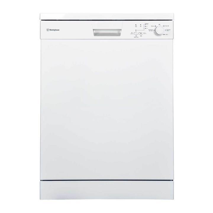 Image of Westinghouse 60cm White Freestanding Dishwasher
