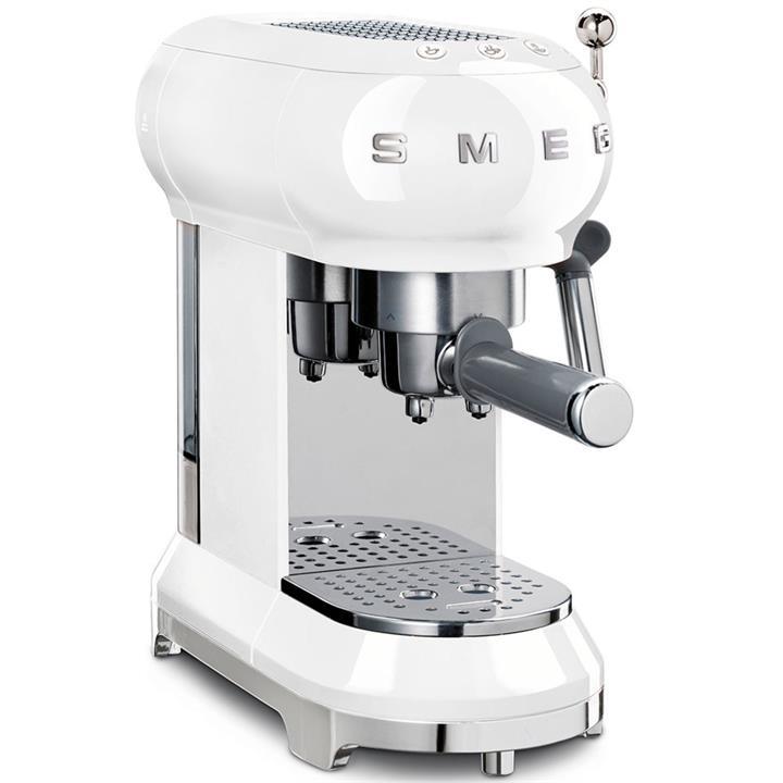 Image of Smeg Espresso Coffee MachineWhite