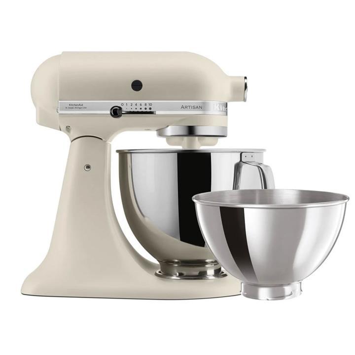 Image of Kitchenaid Artisan Stand Mixer Fresh Linen