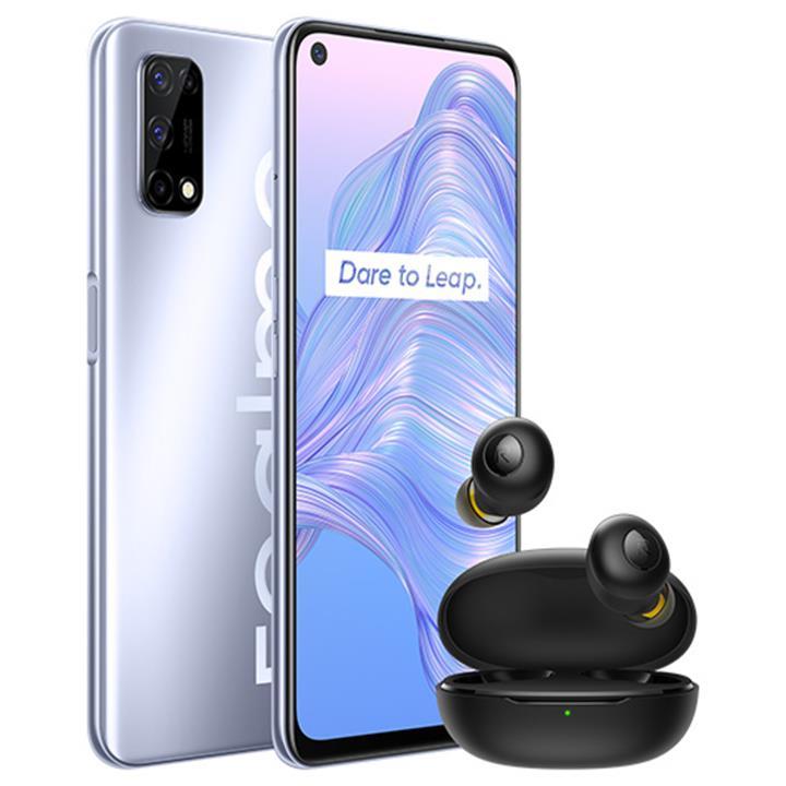 Image of Realme 7 5G Smartphone + Buds Q Bundle