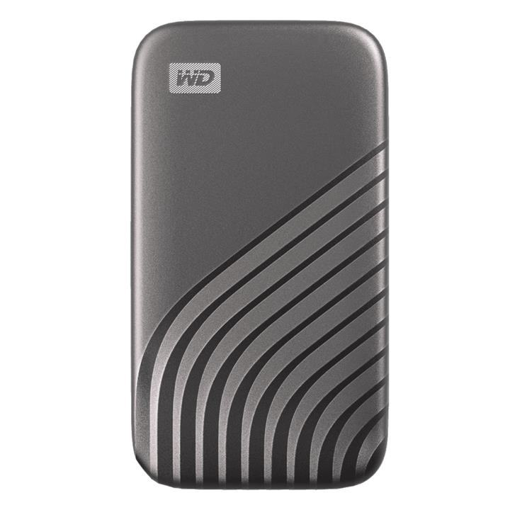 Image of Sandisk WD 2TB SSD 1000MBS GRY