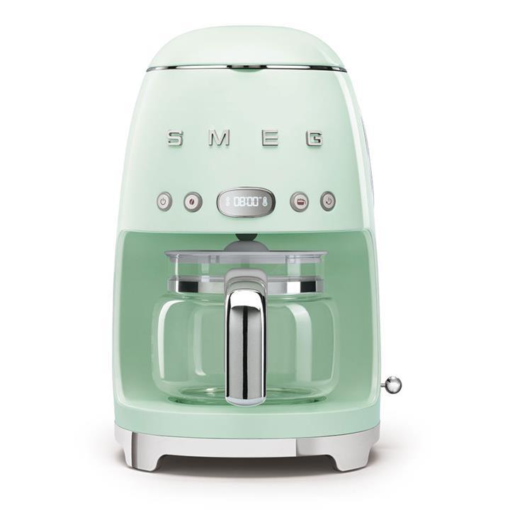 Image of Smeg Drip Filter Coffee MachinePastel Green