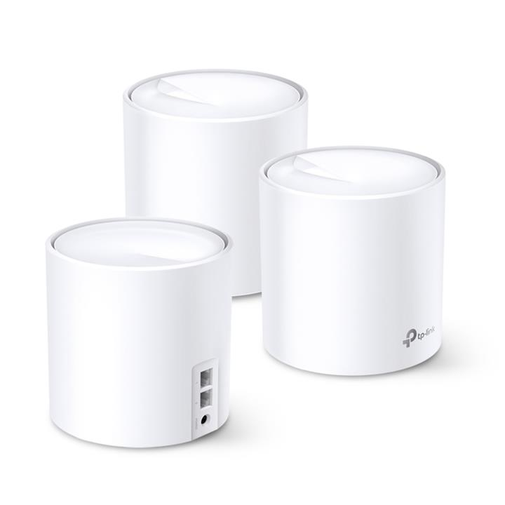 Image of Tplink AX3000 Whole Home Mesh Wi-Fi System (3 Pack)