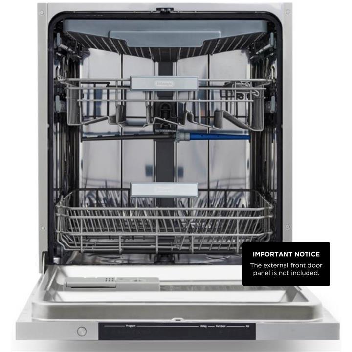 Image of Delonghi 60cm Fully Integrated Dishwasher