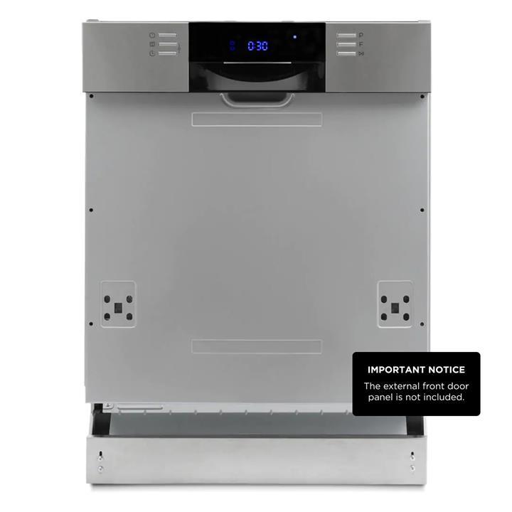 Image of Delonghi 60cm Semi Integrated Dishwasher