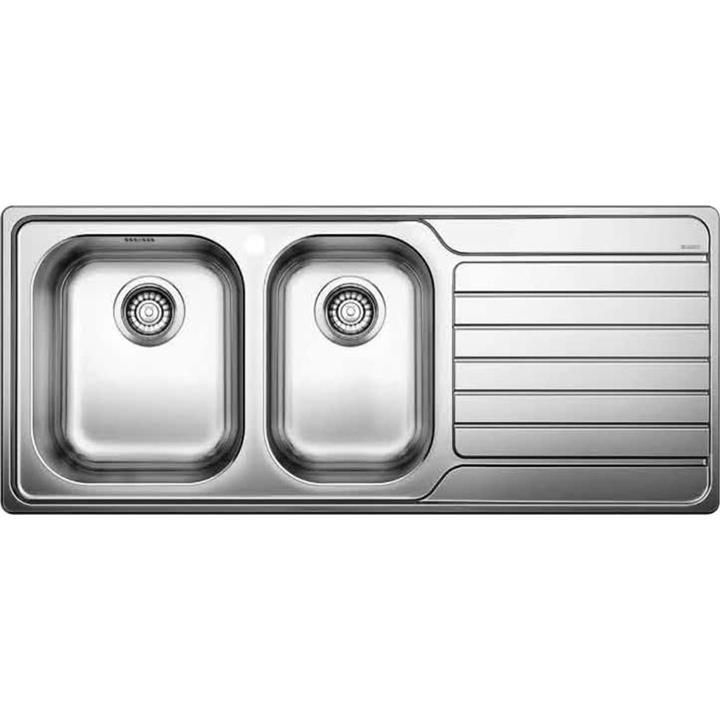 Image of Blanco 1 3/4 Bowl Single Drainer Sink