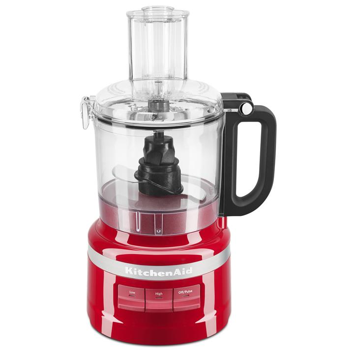 Image of Kitchenaid 7 Cup Food ProcessorEmpire Red
