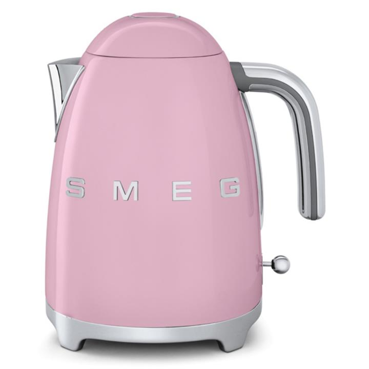 Image of Smeg 50's Retro Style Aesthetic Electric KettlePink