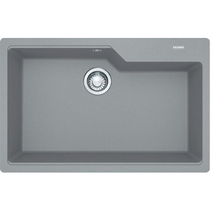 Image of Franke Urban Fragranite Single Bowl SinkStone Grey