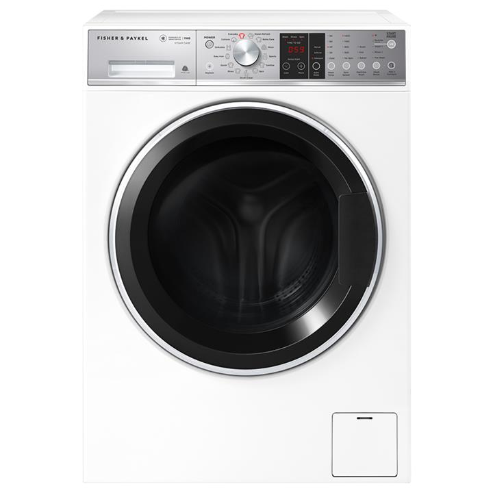 Image of Fisher & Paykel 11kg Front Load Washer with Steam Care