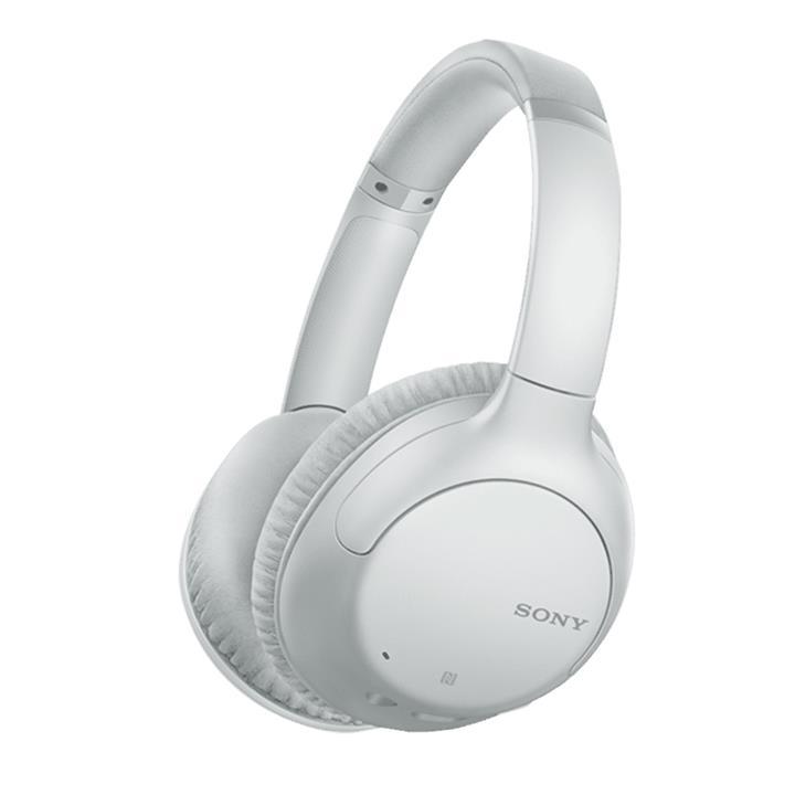 Image of Sony Wireless Noise Cancelling HeadphonesWhite
