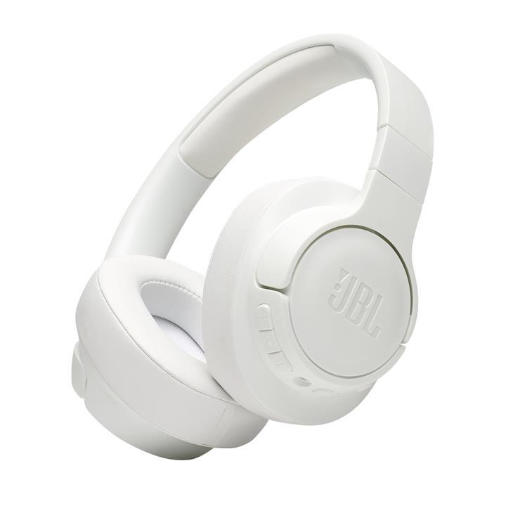 Image of JBL TUNE 750BTNC Over-Ear Wireless HeadphonesWhite
