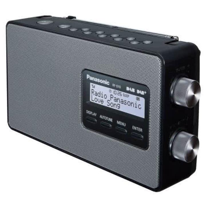 Image of Panasonic Portable Digital Radio DAB/ DAB+