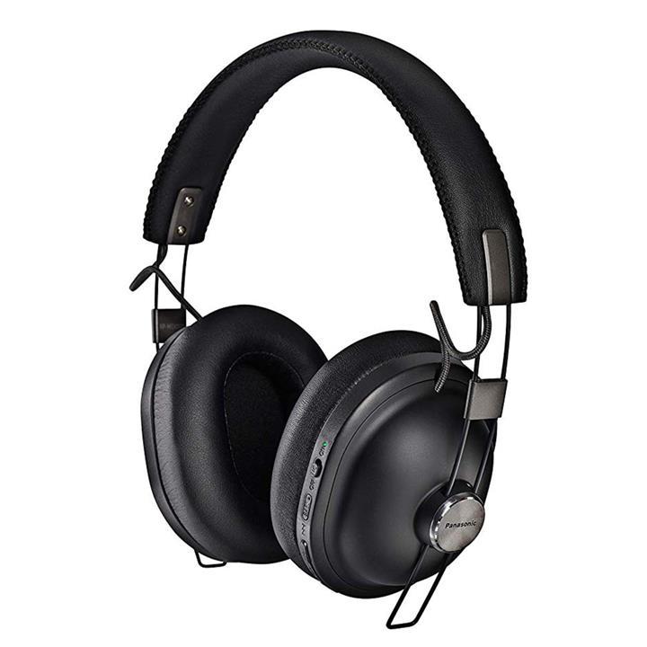 Image of Panasonic Retro Noise Cancelling Wireless Headphones