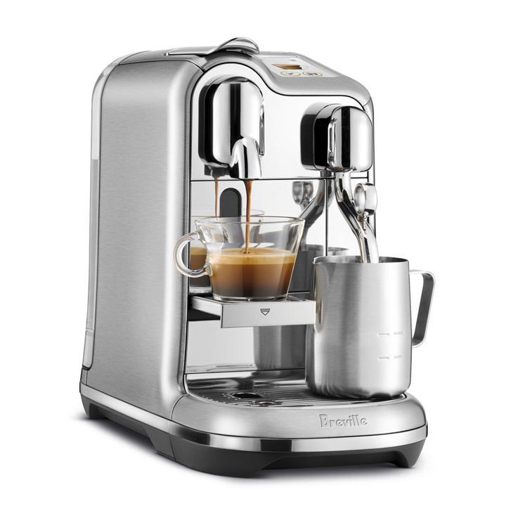 Image of Breville Creatista Pro Nespresso Coffee Machine