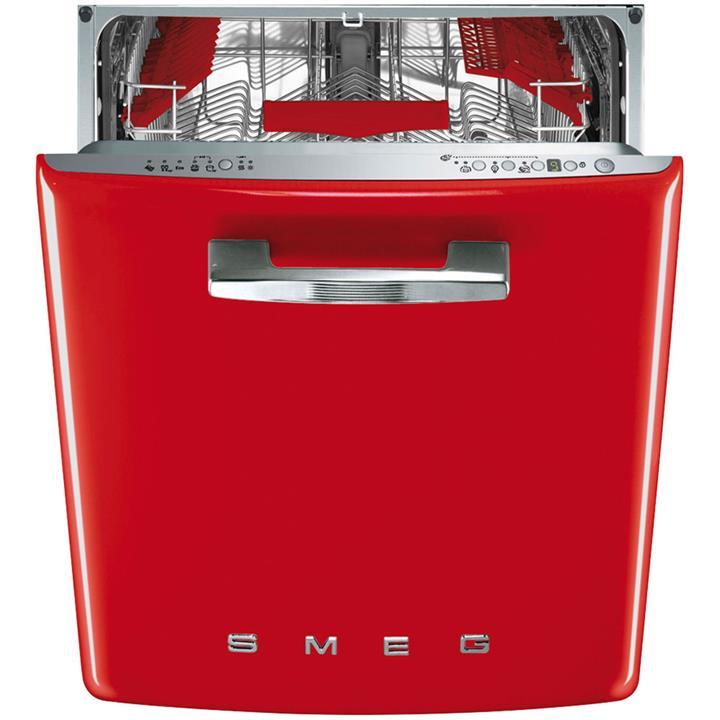 Image of Smeg 60cm 50's Retro Style Built-in Dishwasher