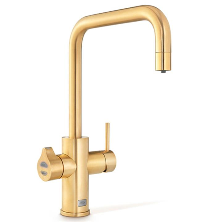 Image of Zip HydroTap G5 BHA Celsius CubeBrushed Gold
