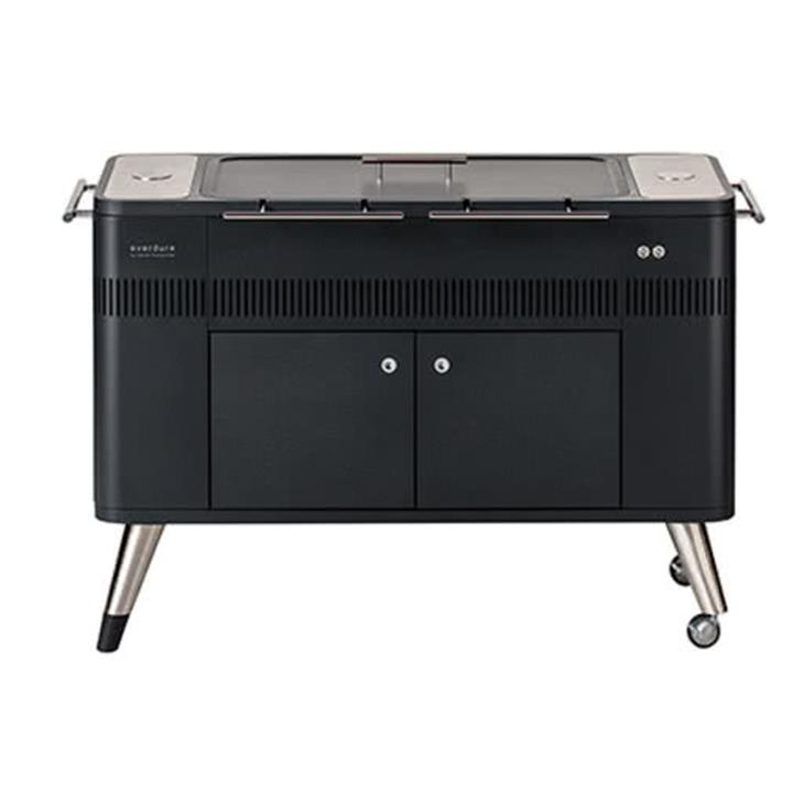 Image of Everdure HUB Electric Ignition Charcoal Barbeque