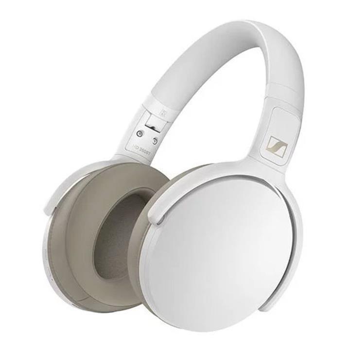 Image of Sennheiser HD 350BT Wireless HeadphoneWhite