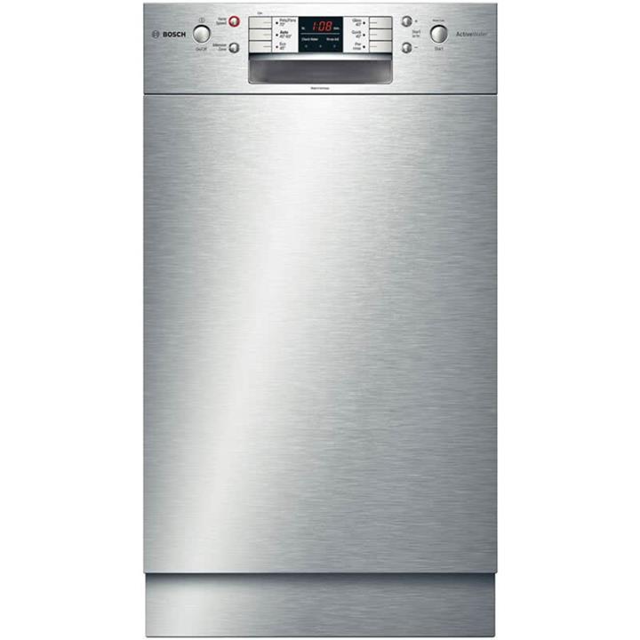 Image of Bosch Serie 6 45cm Built-under Dishwasher- Stainless steel