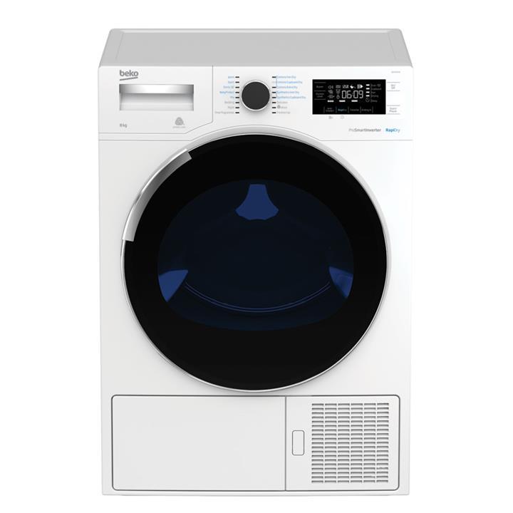 Image of Beko 8kg Sensor Hybrid Heat Pump Dryer