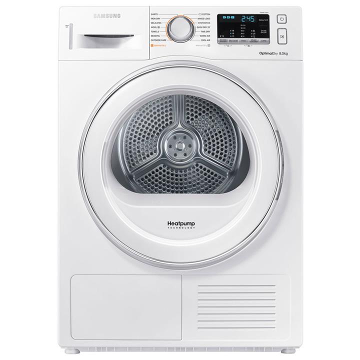 Image of Samsung 8kg Heat Pump Front Load Dryer