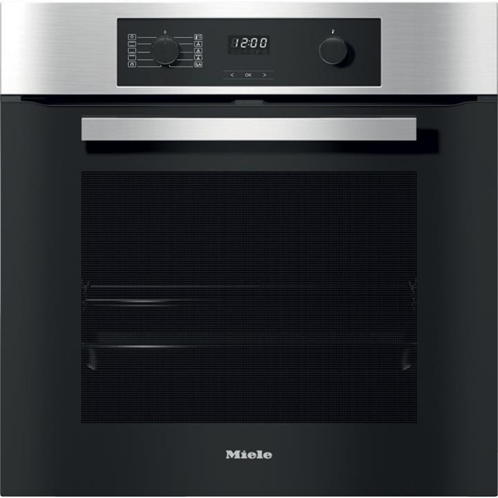 Image of Miele PureLine CleanSteel60cm Wide Pyrolytic Oven