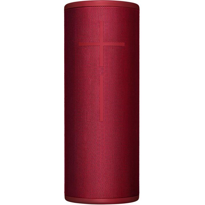 Image of Logitech MegaBoom 3 Wireless Bluetooth SpeakerSunset Red
