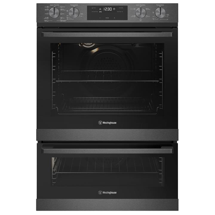 Image of Westinghouse 60cm Multifunction Double Oven