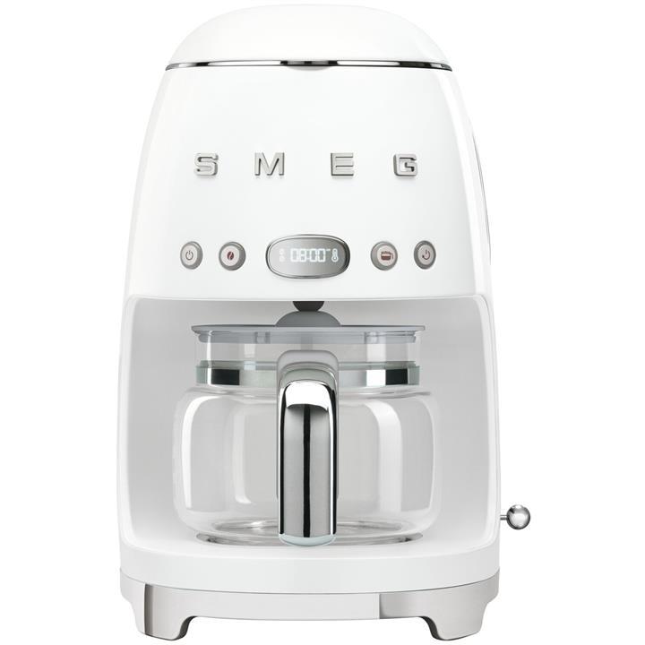 Image of Smeg Drip Filter Coffee MachineWhite