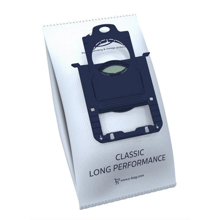 Image of Electrolux s-bag® Classic Long Performance Dust Bags