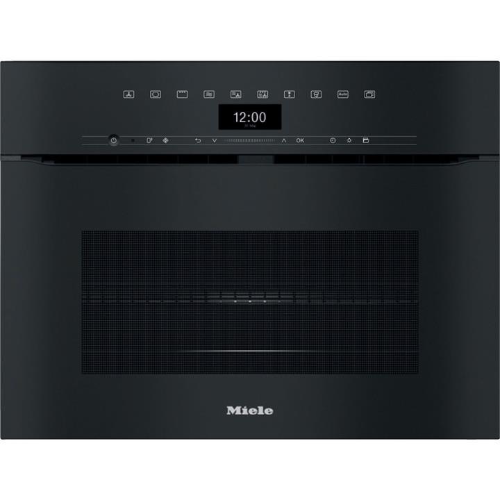 Image of Miele ArtLine Obsidian Black60cm Speed Oven
