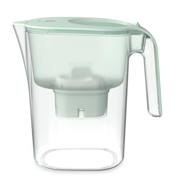 Image of Philips Water Filter Jug 4LGreen