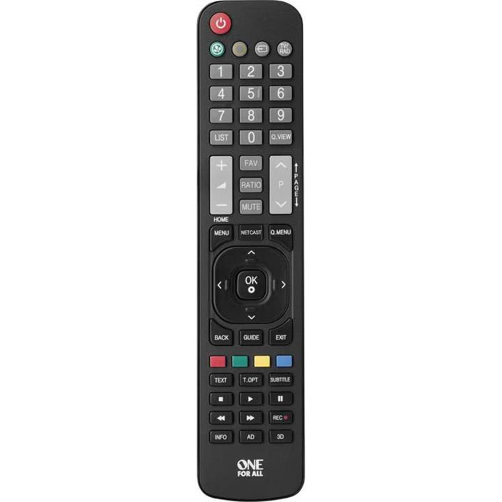 Image of OneForAll LG Replacement Remote