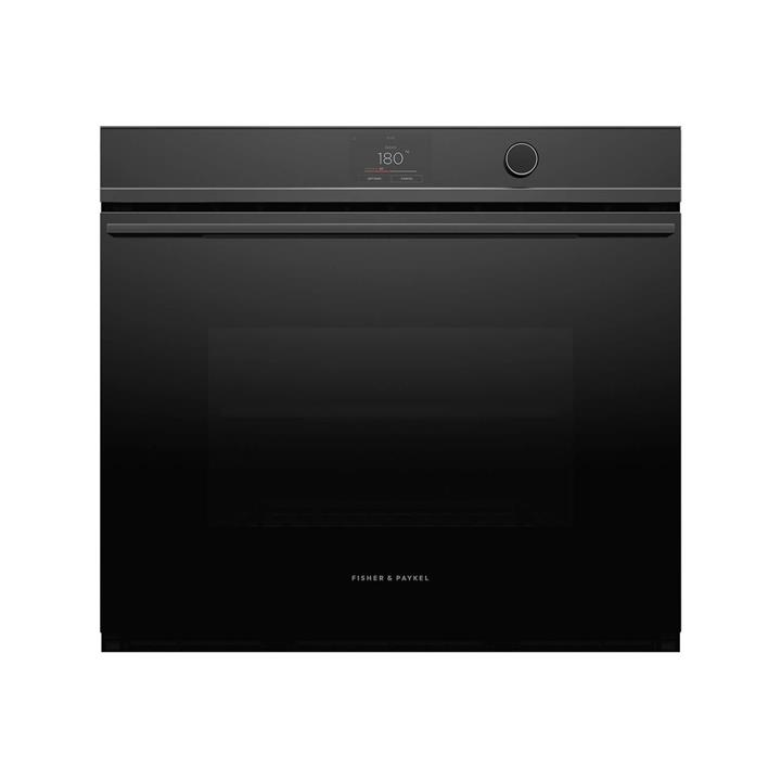 Image of Fisher & Paykel 76cm Built-in Single Oven Black