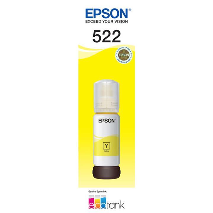 Image of Epson C13T522 EcoTankYellow Ink Bottle