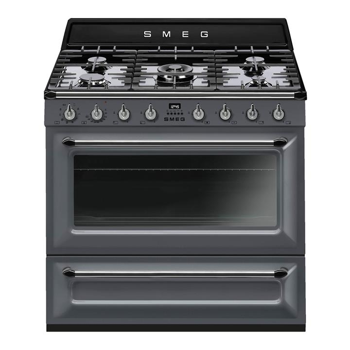 Image of Smeg 90cm Victoria Freestanding Cooker