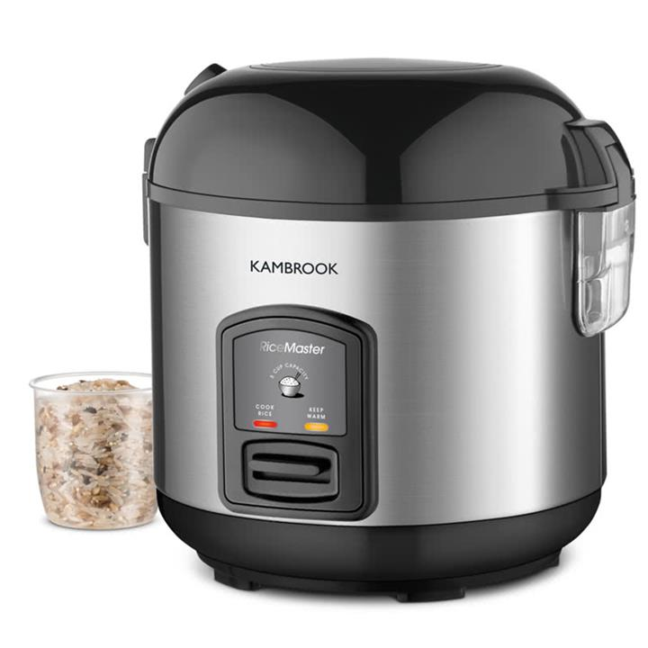 Image of Kambrook 5 Cup CapacityRice Master Rice Cooker & Steamer