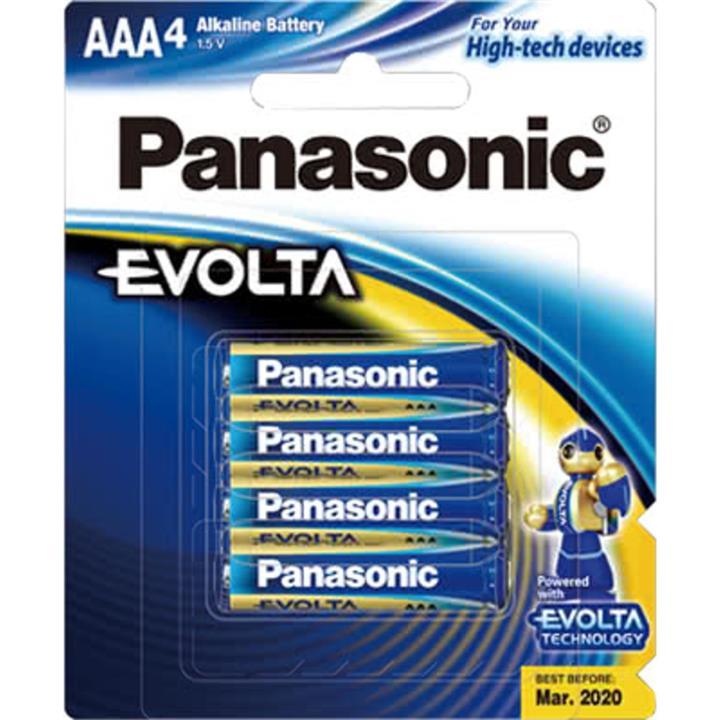 Image of Panasonic EVOLTA AAA 4pk