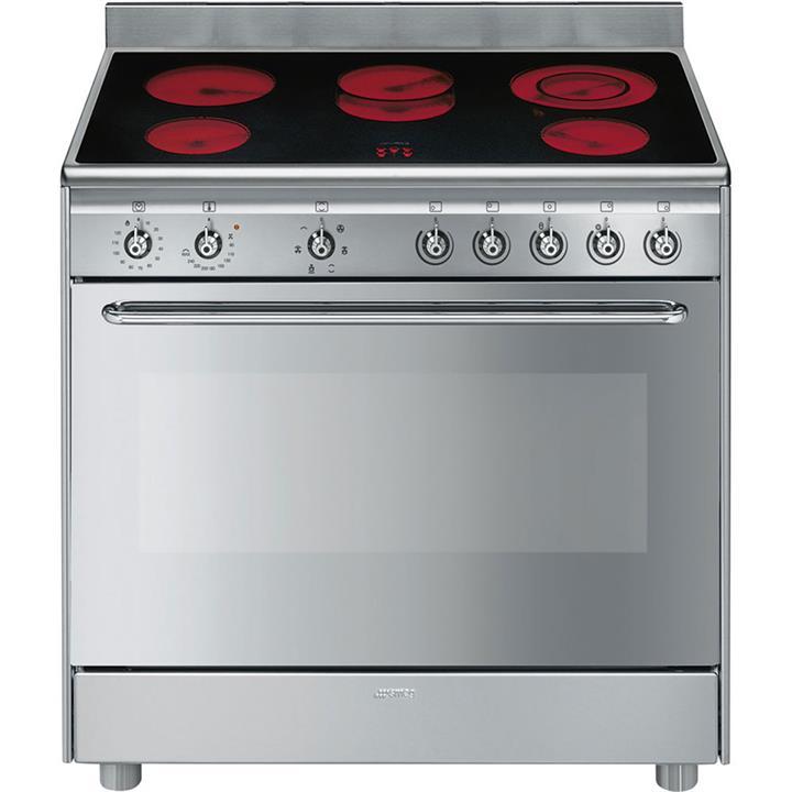 Image of Smeg 90cm Freestanding Electric Cooker
