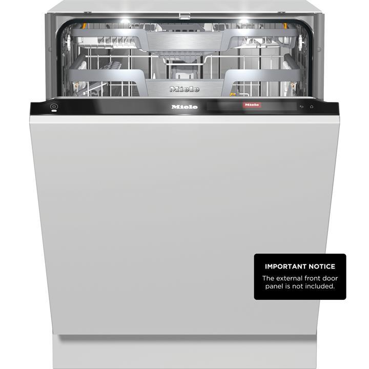 Image of Miele AutoDosFully Integrated Dishwasher
