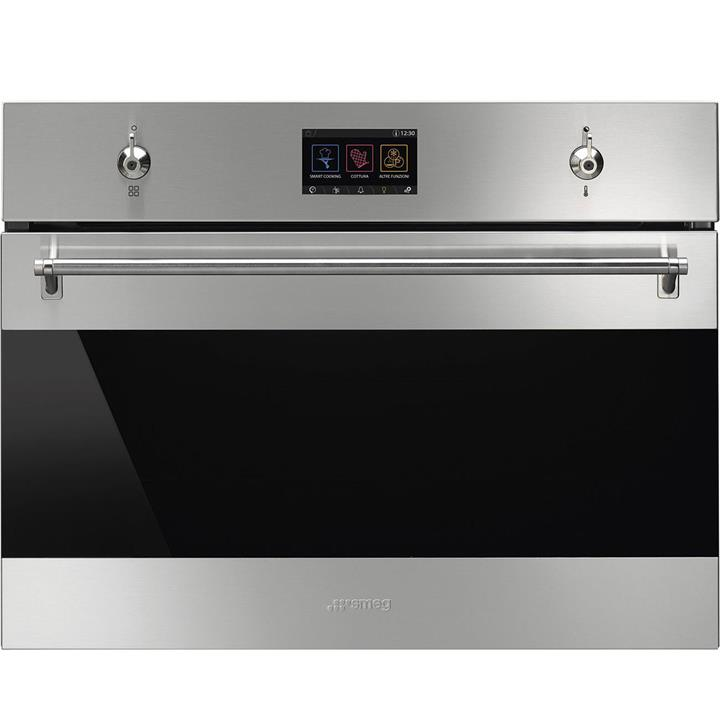 Image of Smeg 60cm Classic Compact Speed Oven