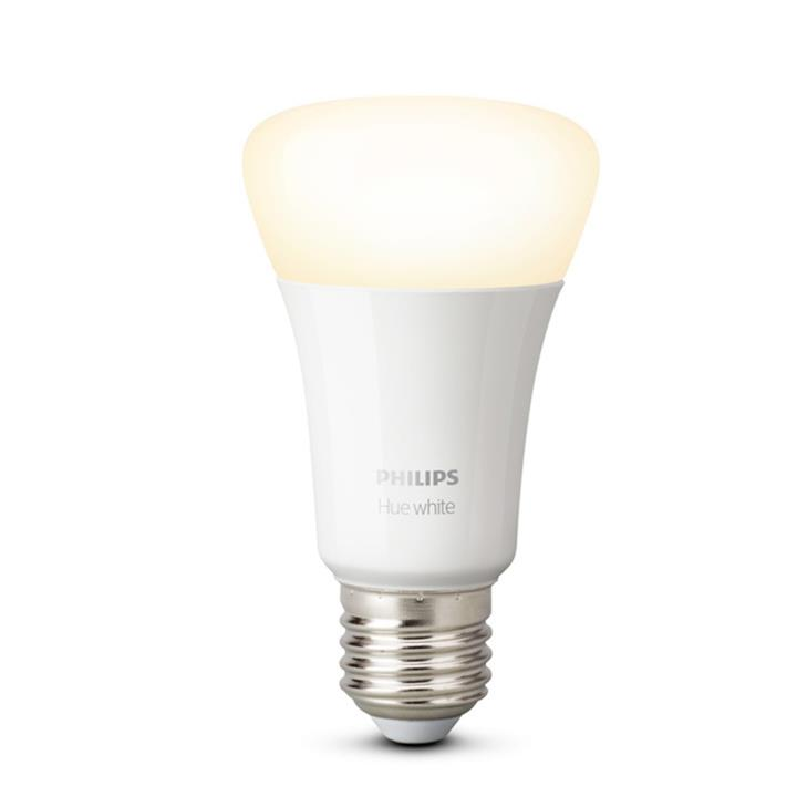 Image of Philips Hue White E27 Bulb with Bluetooth