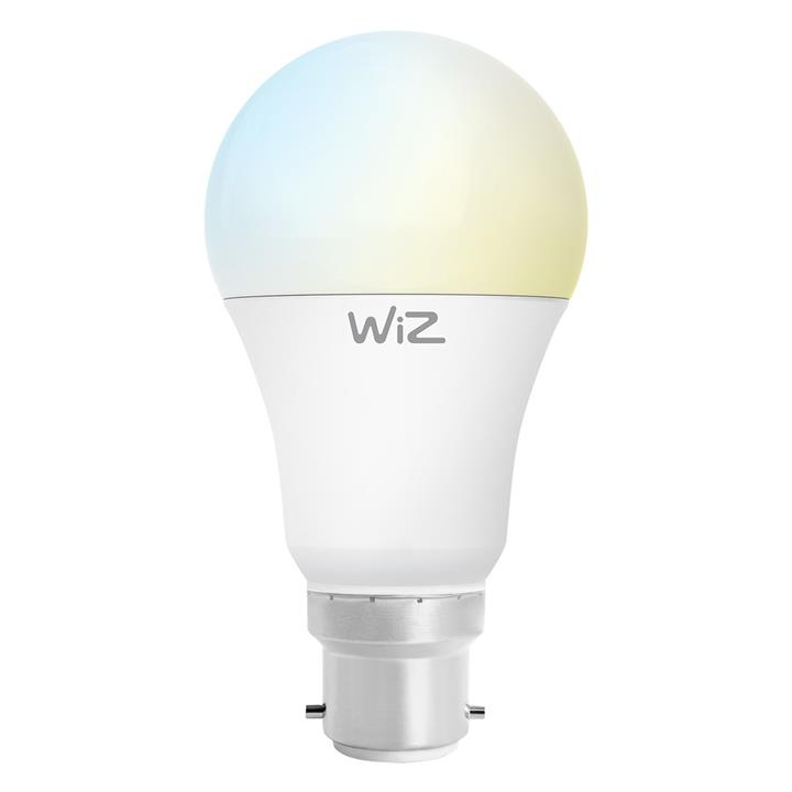 Image of Wiz 9W GEN2 Whites A60 B22 Bulb